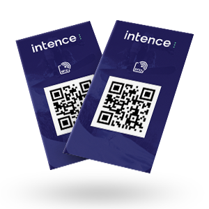 Intence - Carte RFID self-service