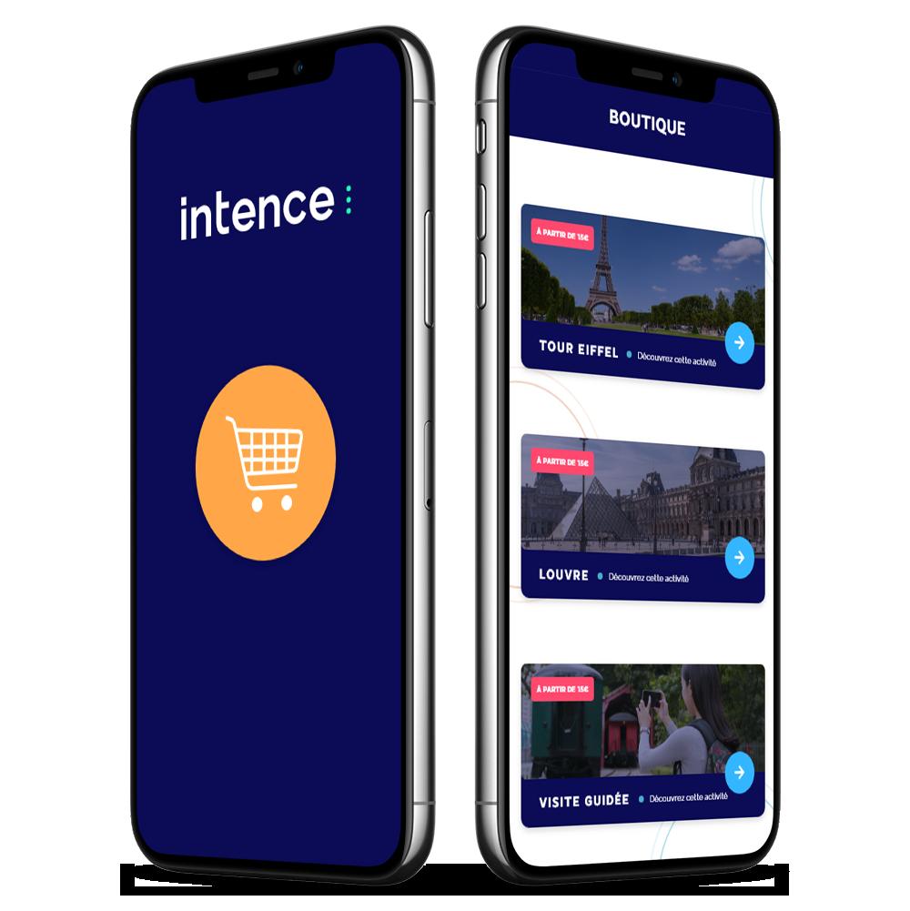 Intence - e-Services