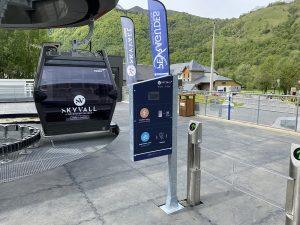Bornes Express Gate - Skyvall Experiences
